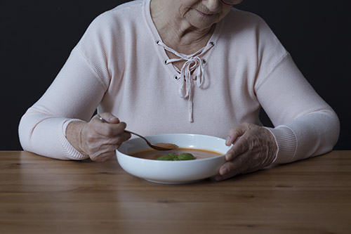 A Loss of Appetite in the Elderly in Hiram, GA